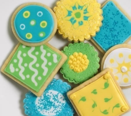 Sugar-Free Sugar Cookies Recipe Photo - Diabetic Gourmet Magazine Recipes