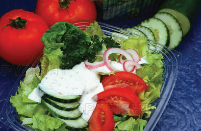 Sugarfree Ranch Dressing Recipe Photo - Diabetic Gourmet Magazine Recipes