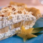 Tropical Banana-Pineapple Pie