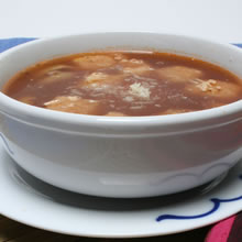 Miso Onion Soup