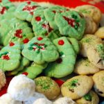 Sugar Free Christmas Cookies recipe photo from the Diabetic Gourmet Magazine diabetic recipes archive.