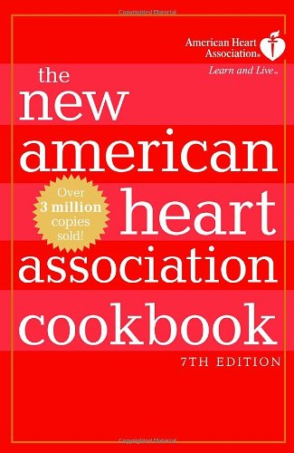 The New American Heart Association Cookbook Book Cover Image
