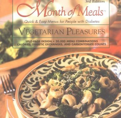 Month of Meals: Vegetarian Pleasures