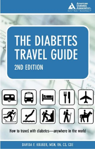 The Diabetes Travel Guide Book Cover Image