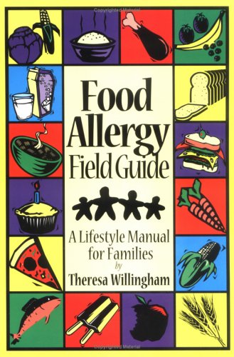 Food Allergy Field Guide Book Cover Image
