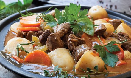 Hearty Irish Stew