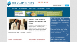 The Diabetic News Mailing List