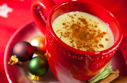 Holiday Eggnog Recipe Recipe Photo - Diabetic Gourmet Magazine Recipes