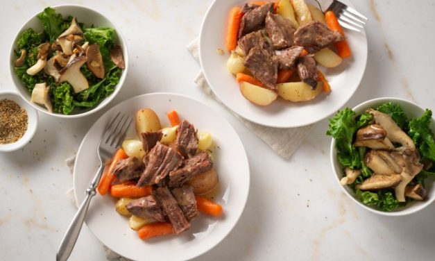 Lemon-Herb Pot Roast