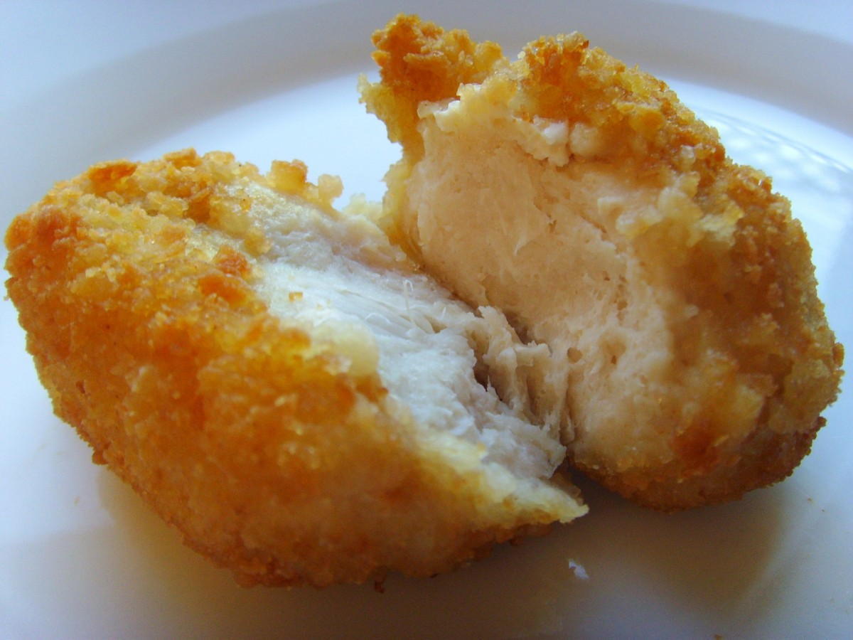 Baked Chicken Tenders Recipe Photo - Diabetic Gourmet Magazine Recipes