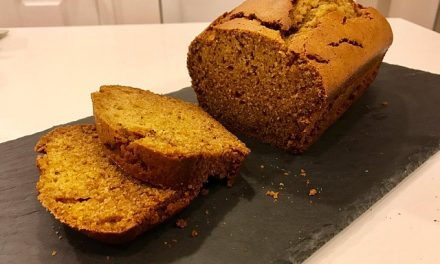 Sugarfree Pumpkin Bread