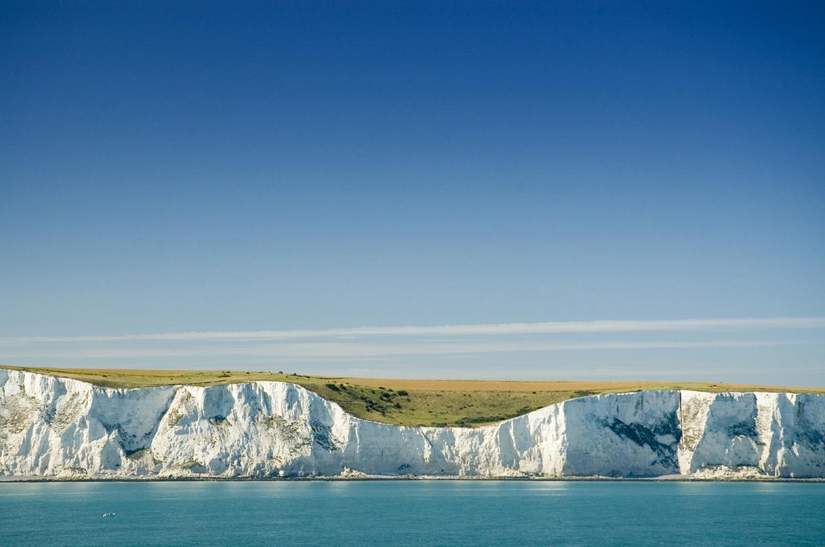 Cliffs of Dover: Pure White Calcium Carbonate