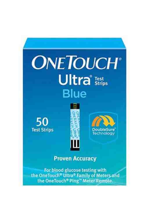 OneTouch-Ultra-test-strips 50 count