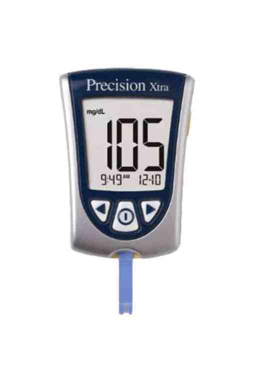 Abbott-precision-xtra-Glucose-Meter