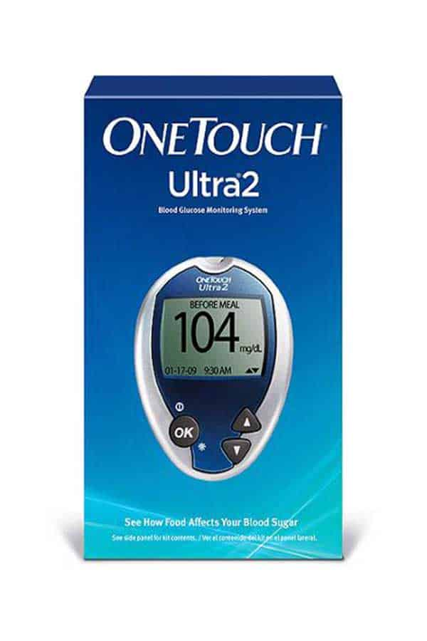 onetouch ultra 2 glucose meter kit diabetic outlet rh diabeticoutlet com one touch ultra 2 manual español one touch ultra ii manual