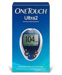 ONETOUCH ULTRA 2 GLUCOSE METER KIT