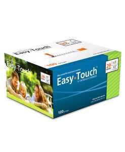EasyTouch Insulin Syringes 29G 1.2 .5cc