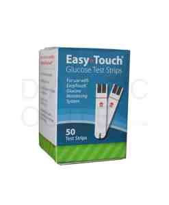 EASYTOUCH TEST STRIPS 50ct.
