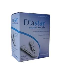 Diastar-EasyTest-Universal-lancets-30-gauge-100-count