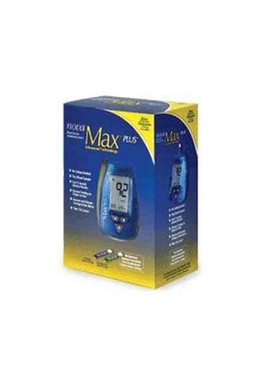 nova max plus glucose and ketone monitoring system