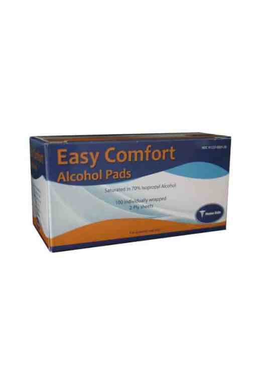 Easy-Comfort-Alcohol-Prep-pads-100-count