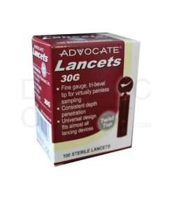 Advocate-Twist-Top-Lancets-100-count
