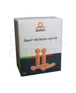 DARIO LANCETS 100ct. 30G