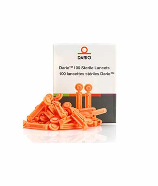 Dario-lancets-100-count