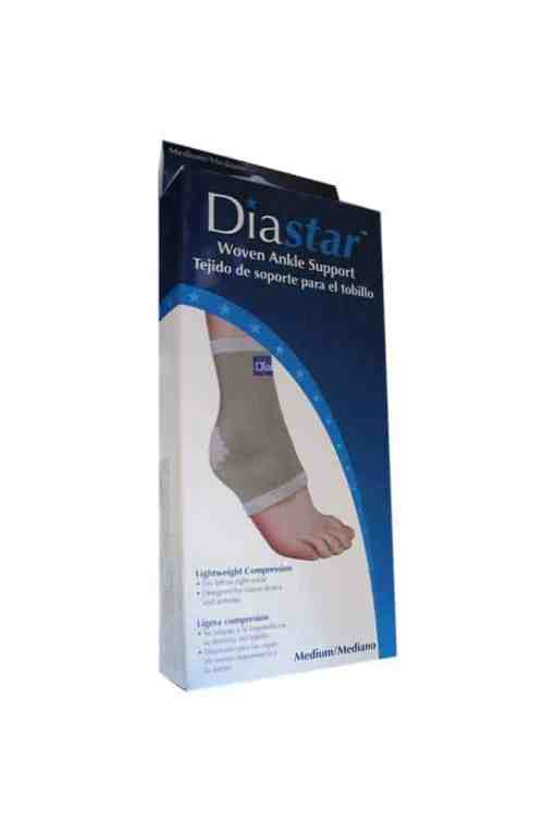 DIASTAR WOVEN BRACE FOR ANKLE SUPPORT
