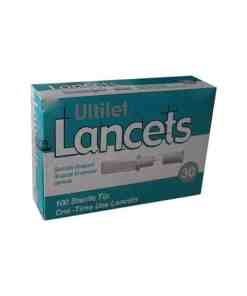 Ultilet-Pull-Top-lancets-100-count