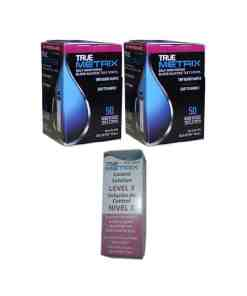 True-Metrix-test-strips-and-true-metrix-control-solution-level3-high