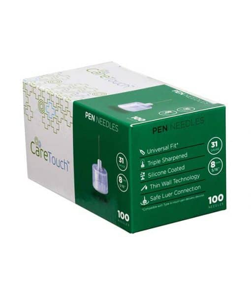 CareTouch-Insulin-Pen-Needle-31g-100-count-5.16-510x600