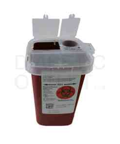 Medtronic-Autodrop-Sharps-container-1-quart