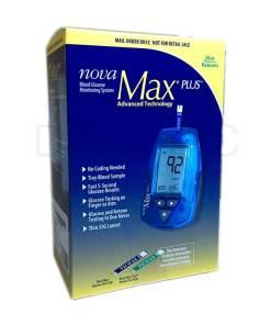 Nova-Max-Plus-Glucose-Meter