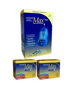 Nova-max-test-strips-and-nova-max-plus-meter