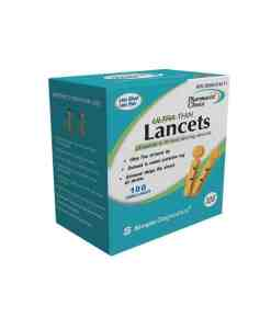 PHARMACIST CHOICE LANCETS 33G 100ct. TWIST-OFF