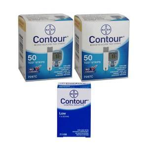 bayer-contour-test-strips-control-soluiton-low-level