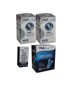 truetrack-test-strips-trueplus-lancets-truecontrol-level1