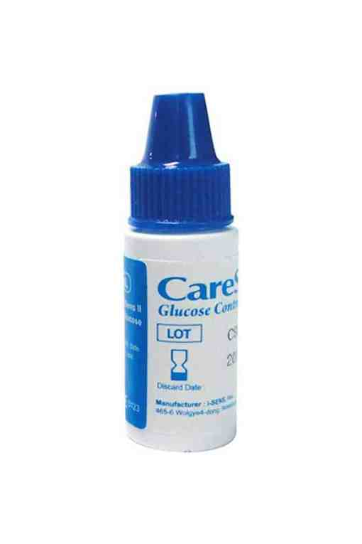 CareSens-Control-solution-A