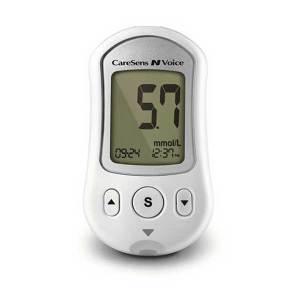 CareSens-N-Voice-meter