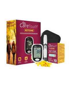 CARETOUCH-BLOOD-GLUCOSE-AND β-KETONE-MONITORING-SYSTEM