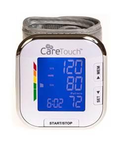 CareTouch-Wrist-blood-pressure-monitor