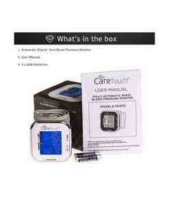 Caretouch-blood-pressure-monitor-platinum-series-cuff