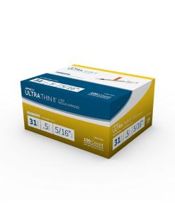 aimsco insulin syringe 31g 0.5cc