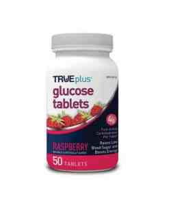 NIPRO TRUEPLUS GLUCOSE TABLETS 50ct. 4g