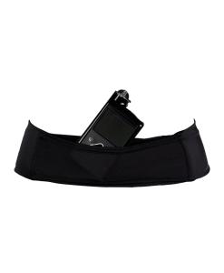 Glucology insulin pump belt black wearable