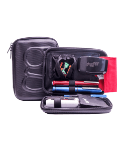 Glucology diabetes travel case black