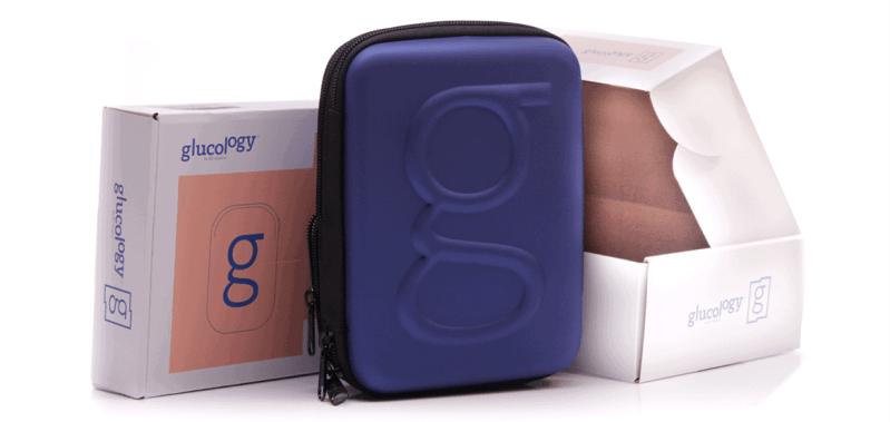 diabetes travel case carrying bag