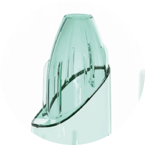 unifine safe control green cap