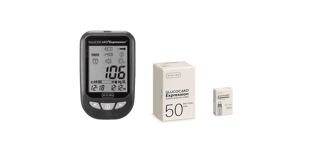 glucocard expression test strips, meter and control solution diabeticoutlet.com